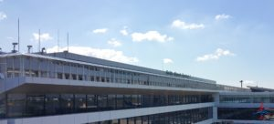 Narita NRT outside observation deck review RenesPoints blog (1)