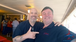 René and Tony of Tony Lukes PHL Cheese Steak PHL RenesPoints blog