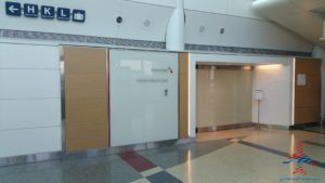Review American Airlines Admirals Club ORD T3 near G gates RenesPoints blog review (1)