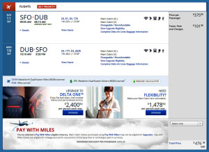 SFO-DUB Sep Oct DL Book