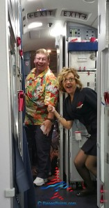 TexasYankee on a Delta regional jet to JFK renespoints million miler run to japan