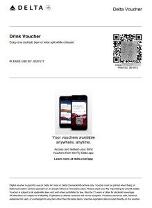 delta-com printed digital drink voucher renespoints blog