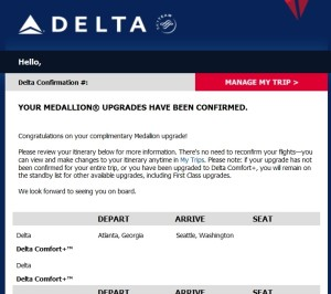 delta sidegrade - upgrade to comfort plus email renespoints blog review