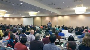 rick the frugal travel guy speaking at chicago seminars renespoints blog