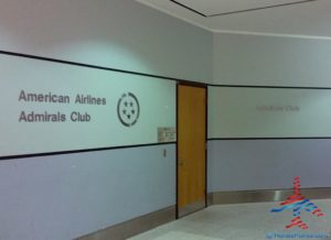 American Airlines Admirals Club YYZ Toronto Canada Terminal 3 Concourse A RenesPoints blog review (1)