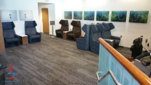 Delta Minneapolis MSP Central concourse Sky Club Review RenesPoints travel blog (11)
