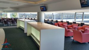 Delta Sky Club NRT Narita Airport RenesPoints blog review (10)