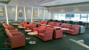 Delta Sky Club NRT Narita Airport near Gate 15 RenesPoints blog Review (11)