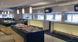 Delta Sky Club NRT Narita Airport near Gate 15 RenesPoints blog Review (16)