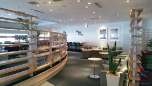 Delta Sky Club NRT Narita Airport near Gate 15 RenesPoints blog Review (5)