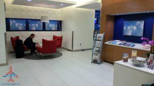 Delta Sky Club PHL Philadelphia Terminal D by RenésPoints travel blog (5)