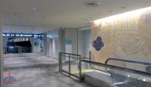 Korean Air Lounge Review NRT Narita Airport RenePoints travel blog (1)