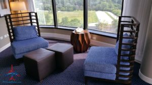 Hyatt Regency Lisle Naperville Suite Review RenesPoints travel blog Diamond Guest (11)