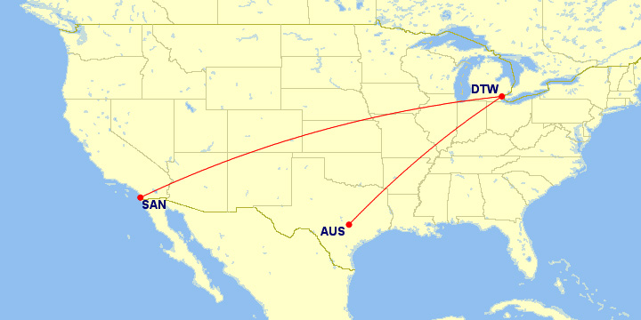 Flight Route Map Route Maps Vietnam Airlines Flight Paths And - Us airways destinations map