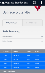 new delta upgrade cleared list inside fly delta app renespoints blog
