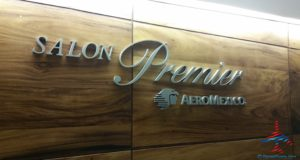 AeroMexico Skyteam Lounge MEX Mexico City Airport RenesPoints Blog Review (1)
