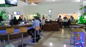 AeroMexico Skyteam Lounge MEX Mexico City Airport RenesPoints Blog Review (4)