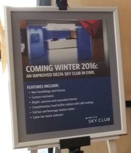 Delta Sky Club EWR Newark Liberty International Airport RenesPoints blog review (5)