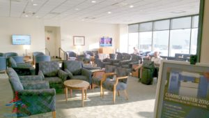 Delta Sky Club EWR Newark Liberty International Airport RenesPoints blog review (8)