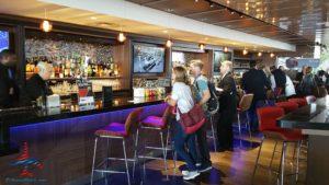 New Delta Sky Club ATL Atlanta Airport B concorse RenesPoints blog reveiw (25)