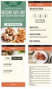 carrabbas app deals