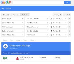 google-flights-multi-page-tool