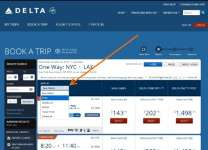 how-to-show-the-lowest-price-for-a-ticket-delta-com
