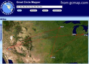 run-map