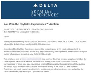 winning-email-from-delta-skymiles
