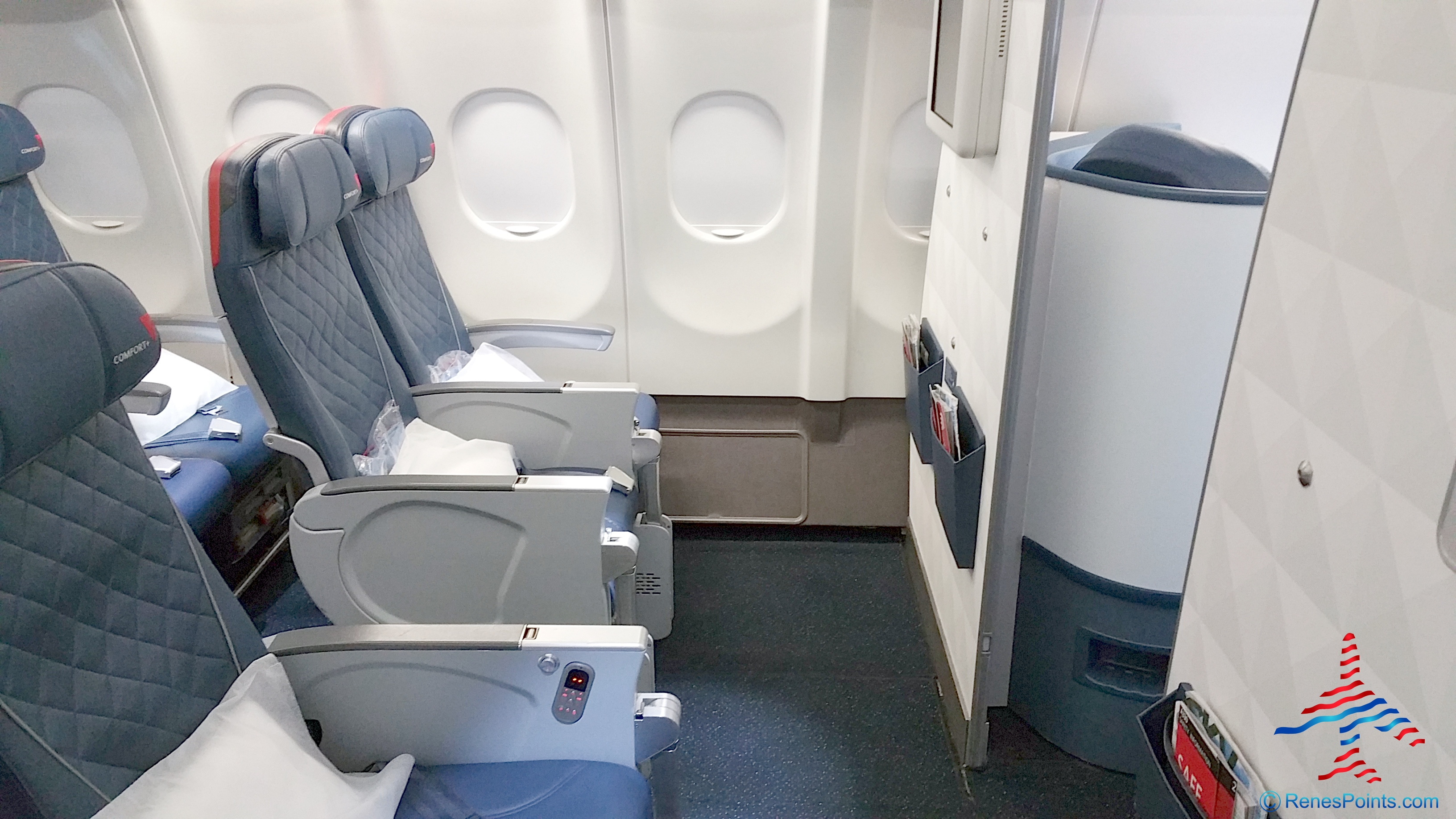 Delta Comfort Plus Review The Travel Bite - Modern Home