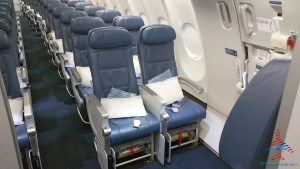What are the best delta seats in coach or comfort plus on for Delta main cabin vs delta comfort