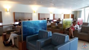 The Priority Pass Executive lounge review at SXM St Maarten RenesPoints Travel blog review (11)