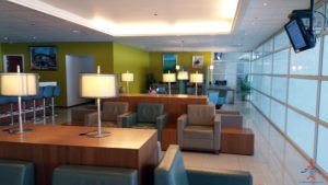 The Priority Pass Executive lounge review at SXM St Maarten RenesPoints Travel blog review (4)