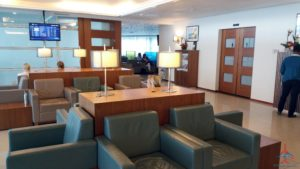 The Priority Pass Executive lounge review at SXM St Maarten RenesPoints Travel blog review (5)