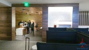 The hidden AMEX Centurion Lounge - The Centurion Lounge is located in Terminal D and is accessible via the elevator located in the Duty Free Shop near gate D6 - RenesPoints blog review (10)