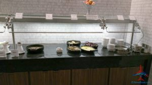 The hidden AMEX Centurion Lounge - The Centurion Lounge is located in Terminal D and is accessible via the elevator located in the Duty Free Shop near gate D6 - RenesPoints blog review (24)