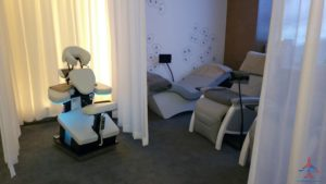 The new Delta Asanda Spa at the flagship Sky Club JFK review RenesPoints travel blog (6)