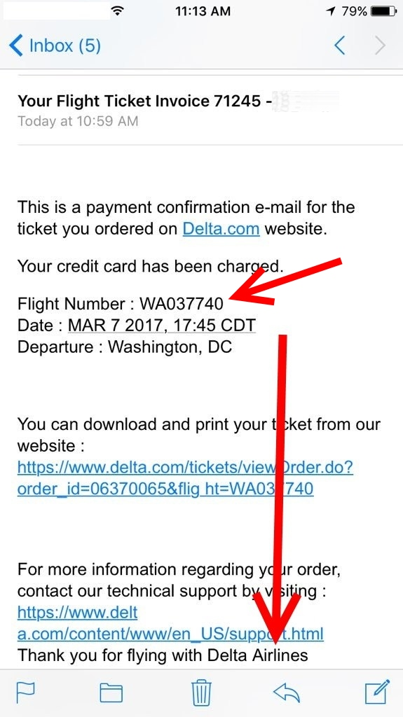 fake-delta-fishishing-email final