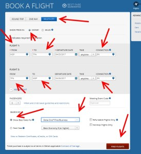 how to find on delta-com