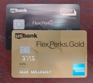 my two flexperks card