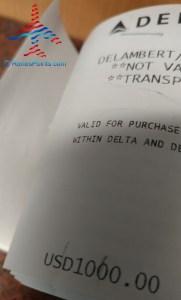 rene 1000 one thousand dollar delta air line bump voucher renespoints blog