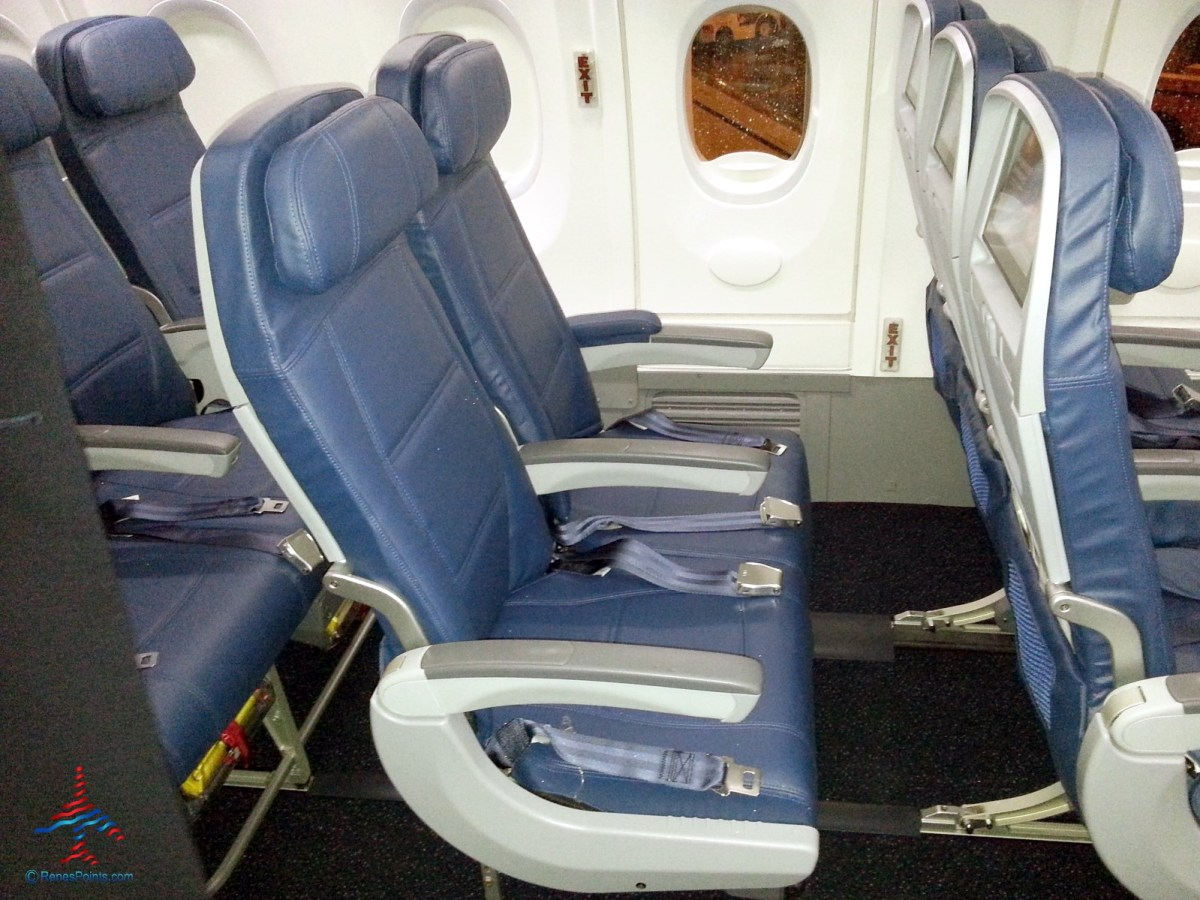 Delta 737-900ER will soon have 130 in the fleet - do you avoid them for PaxEx (4)