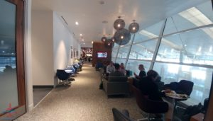 The Centurion Lounge at Dallas (DFW)