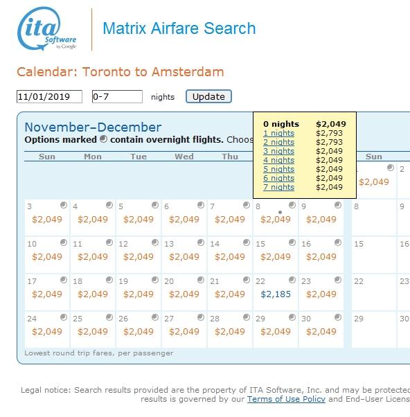 HURRY! Toronto to Amsterdam ~$2000 Business Class AeroMexico / Delta Elite Mileage run 23,436 MQMs, $6,250 MQD credit + 37,483-49,980 SkyMiles earned!