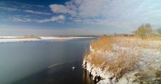 Winter in de OVP