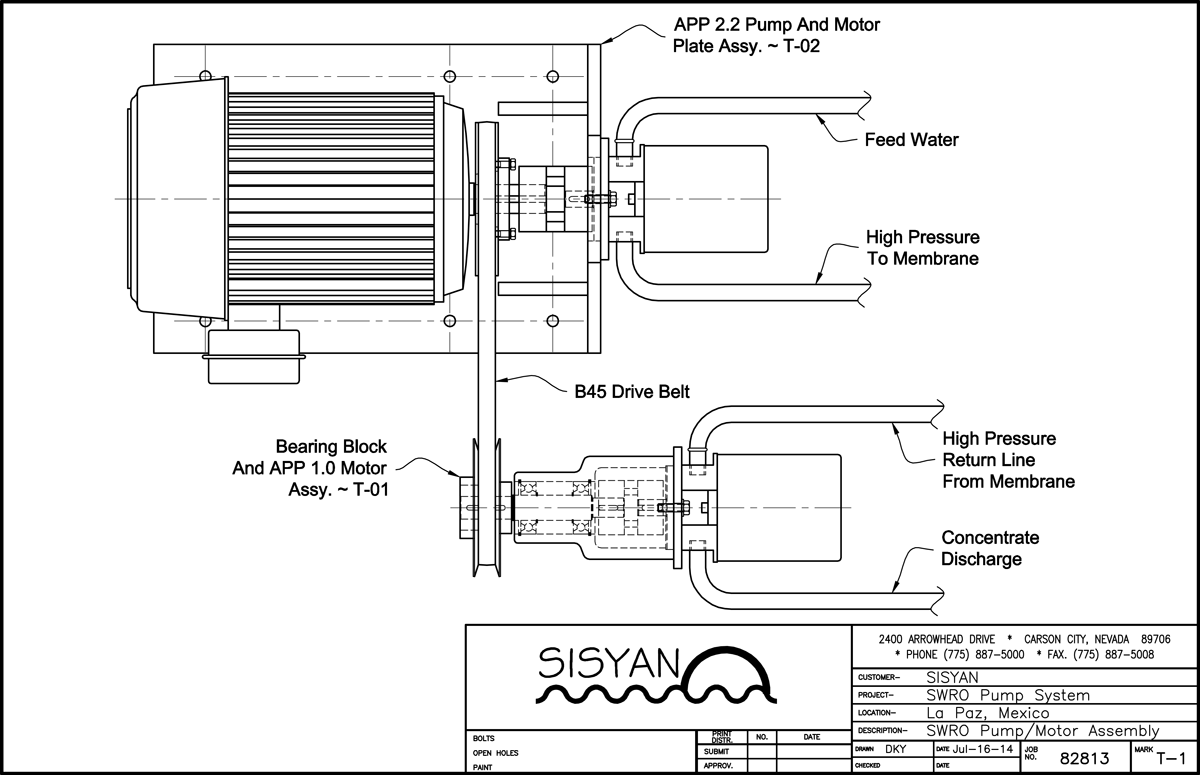 Diagram Of Ro