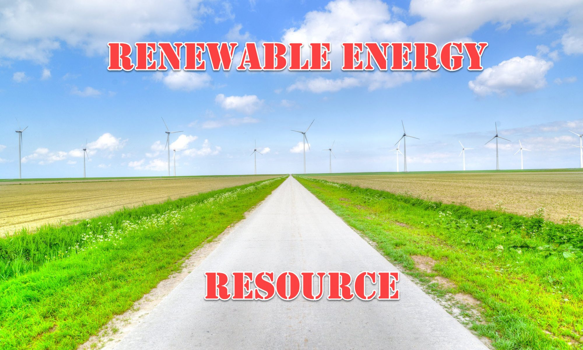 Different Types Of Renewable Energy