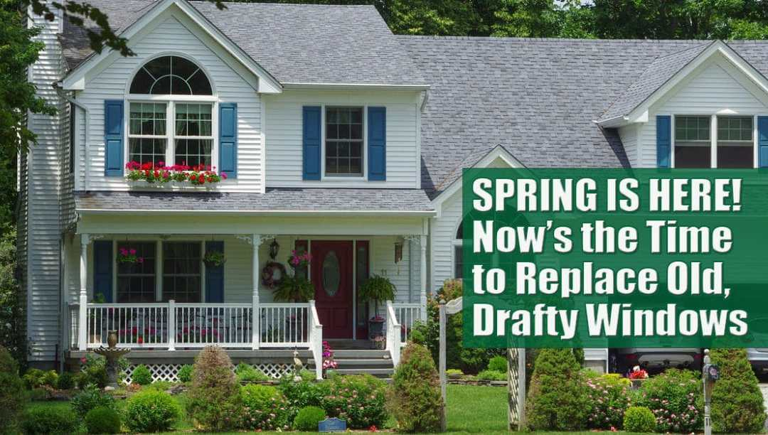 Long Island Replacement Windows in Spring