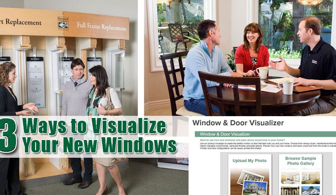 replacement window visualizer Long Island, NY
