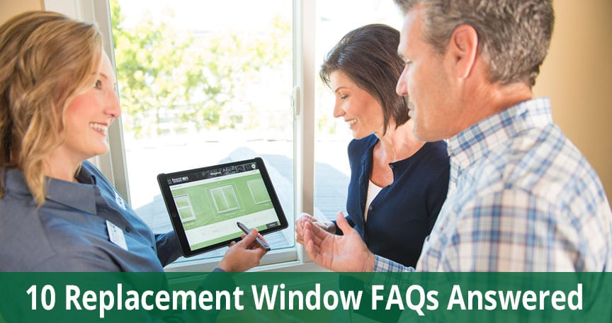 10 replacement windpw faqs Long Island, NY